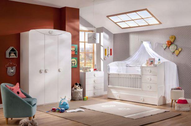 Baby Cotton Babaszoba Bútor