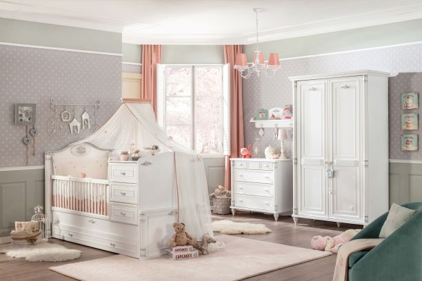 Romantic Babaszoba Bútor