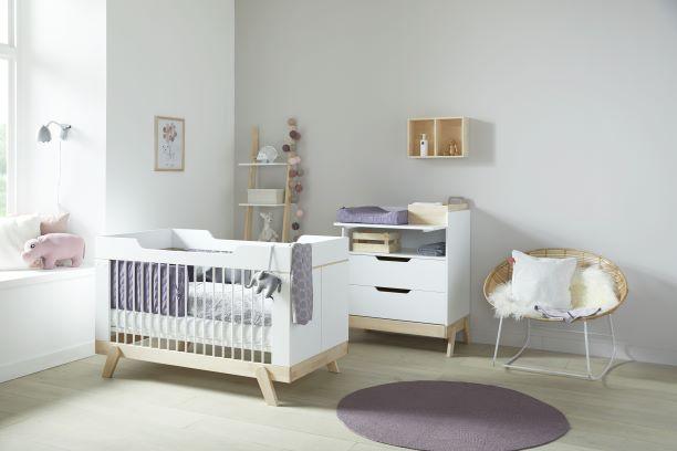 Baby Cot Bed Babaszoba Bútor
