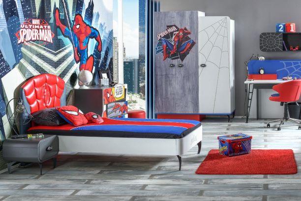 Spiderman Gyerekszoba Bútor