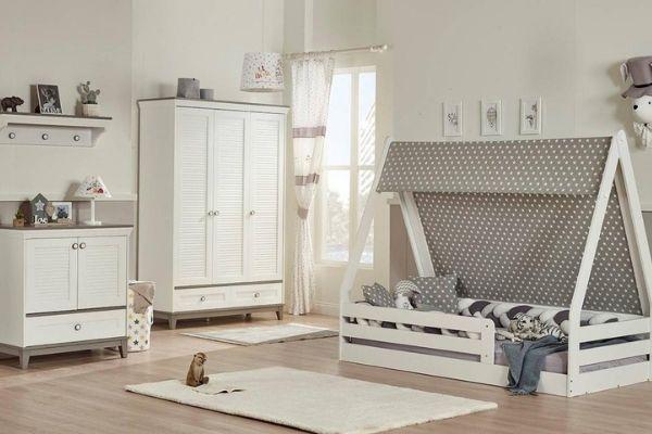 Almila Montessori ágy