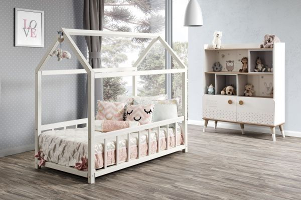 Alfemo Montessori ágy