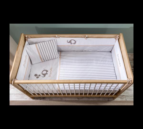 Cilek Sleepy Baby Ágynemű Garnitúra (80×130 Cm)