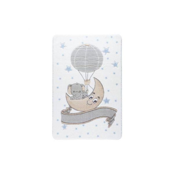 Confetti Fehér Holdfény Szőnyeg (133x190 Cm)