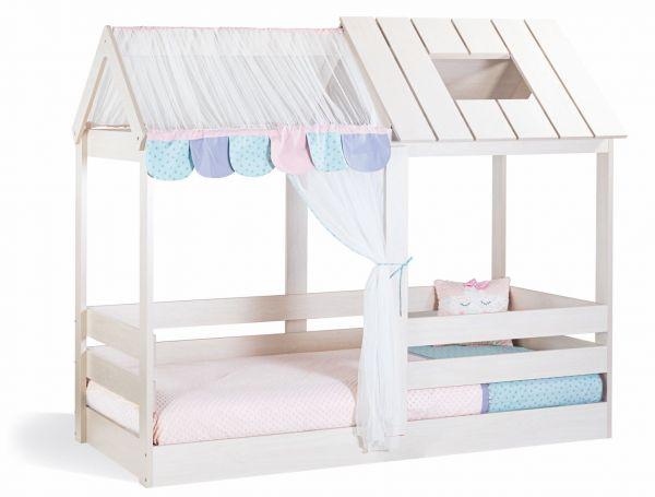 Caploonba My House Pink Montessori Ágy (100x200 Cm)