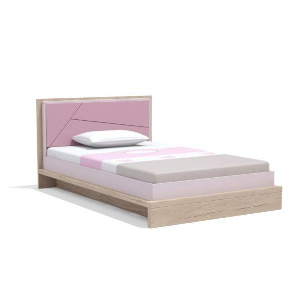 Kupa City Pink Ágy (120x200 Cm)
