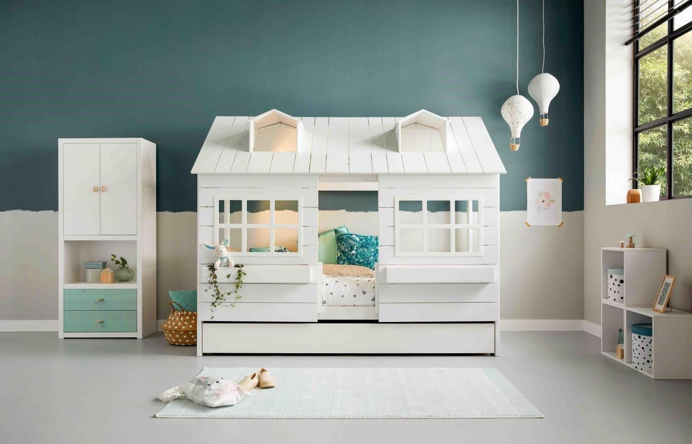 Házikó-ágyikót szeretne a gyermeked? 5 briliáns ötlet, egyik szebb, mint a másik!